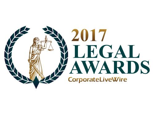 Livewire 2017 Legal Award