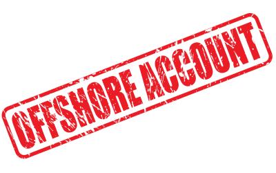 Money Laundering Offshore Account
