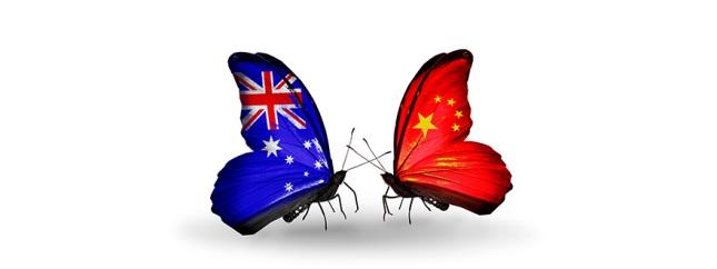 Transnational China Australia